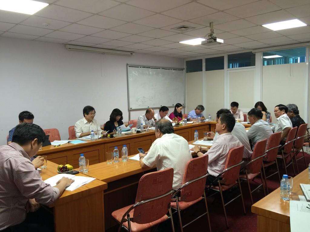 Ảnh họp BTV 23.6.2016